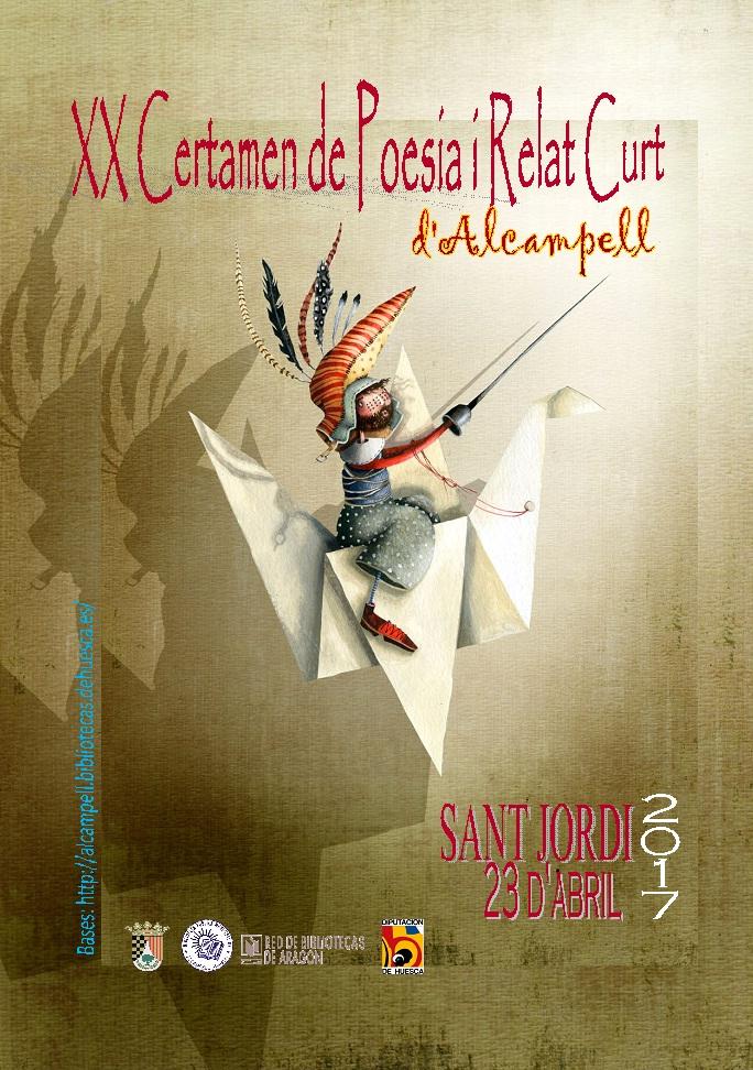 Cartel Sant Jordi 2017